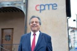 François Turcas, Président de la CPME du Rhône