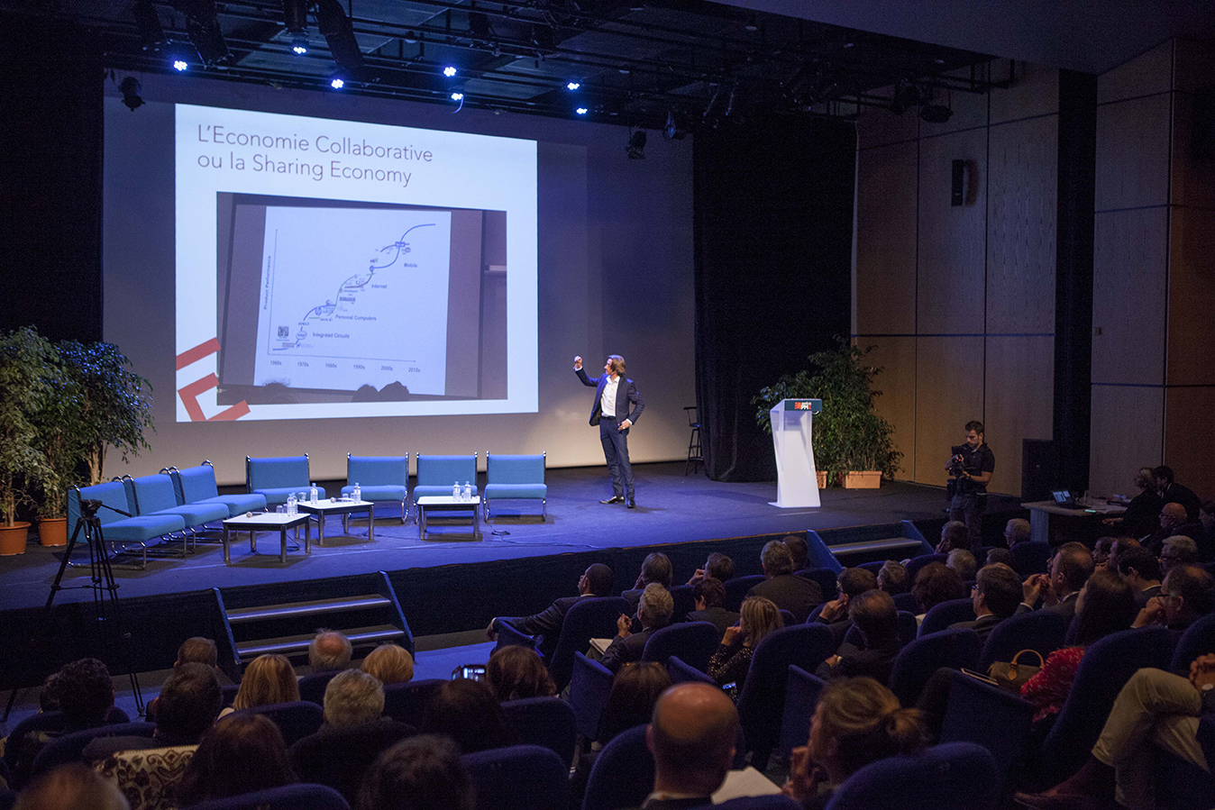 échange entrepreneurs à Made in PME, par la CPME du Rhône